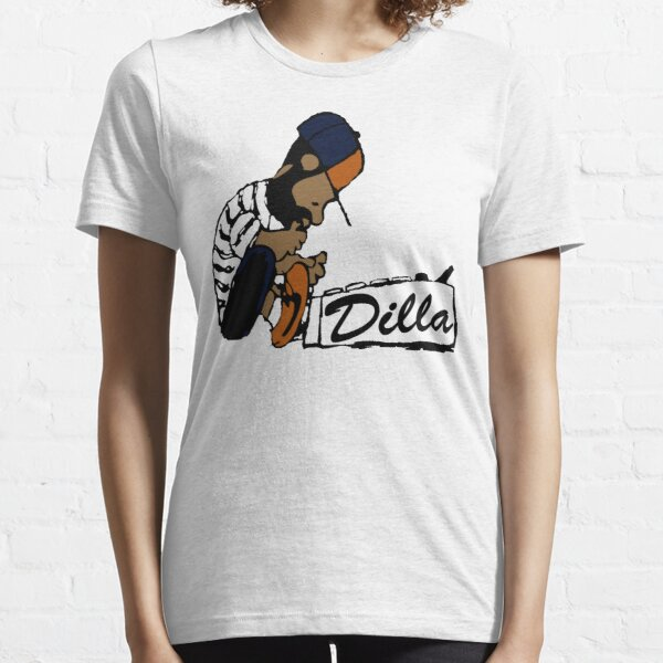 J Dilla - Today In Hip Hop History Essential T-Shirt