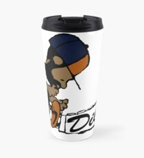 J Dilla - Today In Hip Hop History Travel Mug