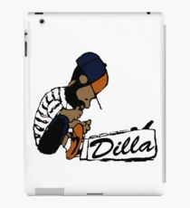 J Dilla - Today In Hip Hop History iPad Case/Skin