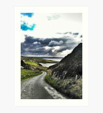 Donegal, Ireland Art Print