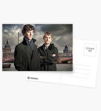 Sherlock Holmes Postcards