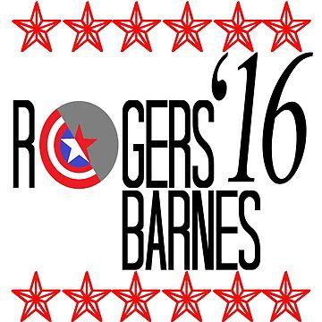 Rogers Barnes '16 by gipsyeureka