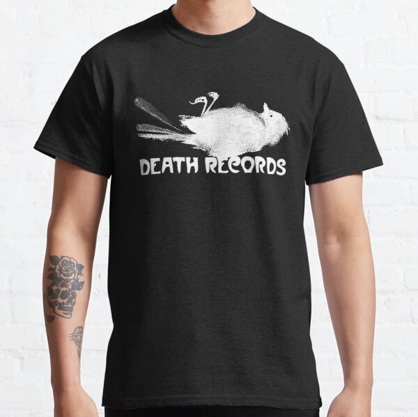 Death Records Label Classic T-Shirt