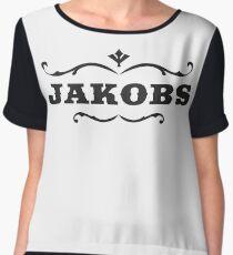Jakobs Chiffon Top