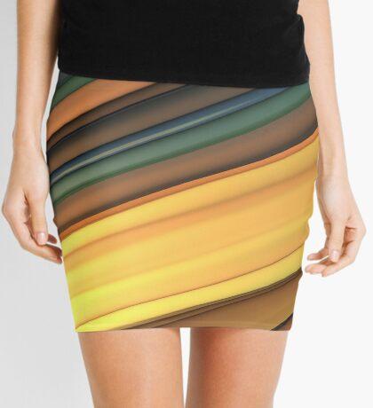 Windswept Mini Skirt