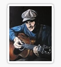 James Taylor Sticker