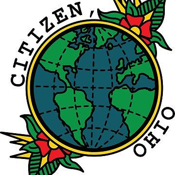 Citizen Globe by suburbanavenger