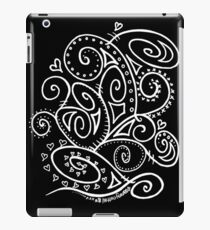 Symbol Of Spirit (Black) iPad Case/Skin