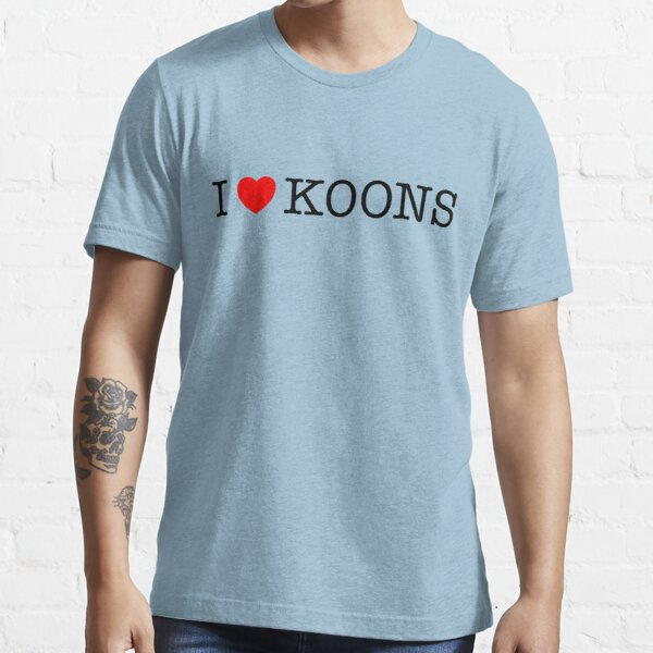 I Love Koons Essential T-Shirt