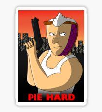 Pie Hard NEW Variant Sticker
