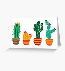 Cactus2 Greeting Card