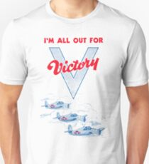 All Out For Victory T-Shirt