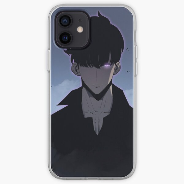Solo Leveling Sung Jin woo iPhone Soft Case