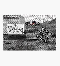 Suburb Slumps Photographic Print