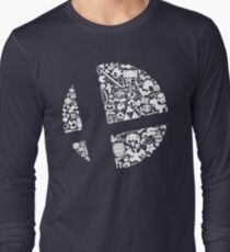 Smash! Long Sleeve T-Shirt