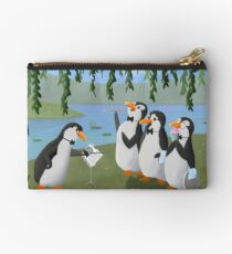 Singing Practice - Penguins Mary Poppins Studio Pouch