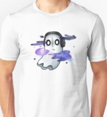 Napstablook Undertale Galaxy - no outlines Unisex T-Shirt