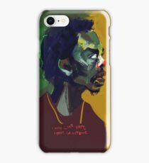 EARL iPhone Case/Skin