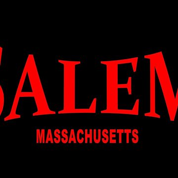 Salem Massachusetts - red by Bela-Manson