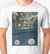 Vintage poster - Navy accidents T-Shirt