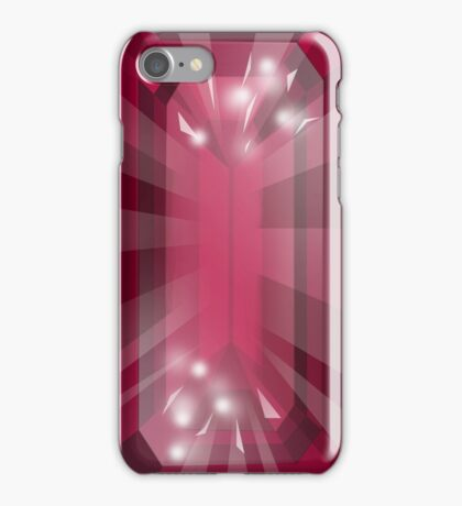 Garnet - CE iPhone Case/Skin
