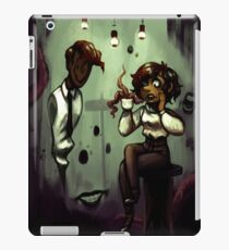 Nightmare on 5th Avenue iPad Case/Skin