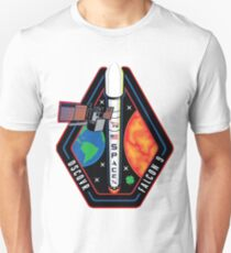 Deep Space Climate Observatory (DSCOVR) Launch Logo Unisex T-Shirt