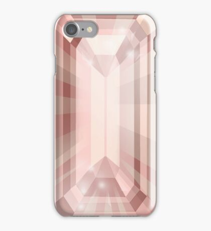 Rose Quartz - EC iPhone Case/Skin