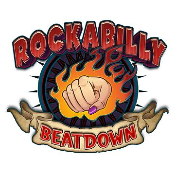 Rockabilly Beatdown (Fem Fist) by Rumblecade