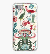 Bull Kharma iPhone Case/Skin