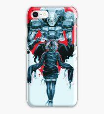 Psycho Gear iPhone Case/Skin