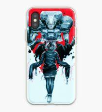Psycho Gear iPhone Case