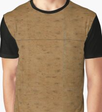 GRAHAM CRACKER (Textures) Graphic T-Shirt