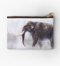 Mammuthus Primigenius Finished Studio Pouch
