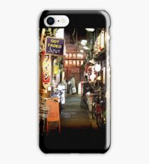 GOT FADED JAPAN PODCAST. TOKYO iPhone Case/Skin
