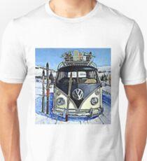 Ski Bus Unisex T-Shirt