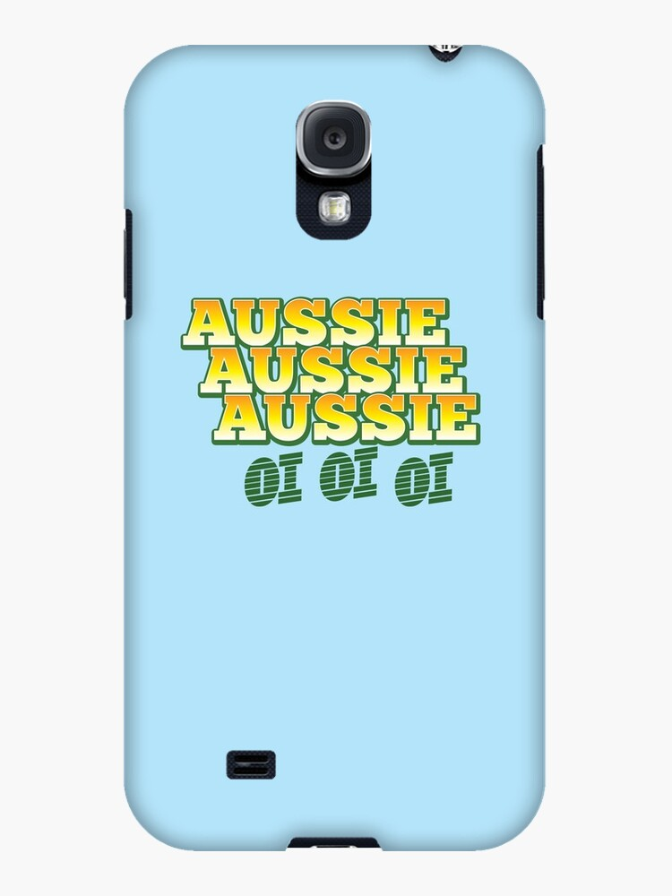 Aussie Aussie Aussie OI OI OI !  Australian chant for Australia day by jazzydevil
