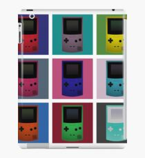 Gameboy Warhol iPad Case/Skin
