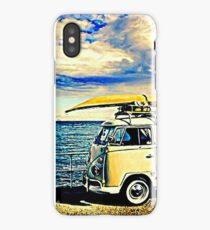 Canoe & Bus iPhone Case/Skin