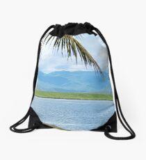 On the Inlet Drawstring Bag