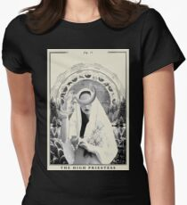 Fig II. - The High Priestess Womens Fitted T-Shirt