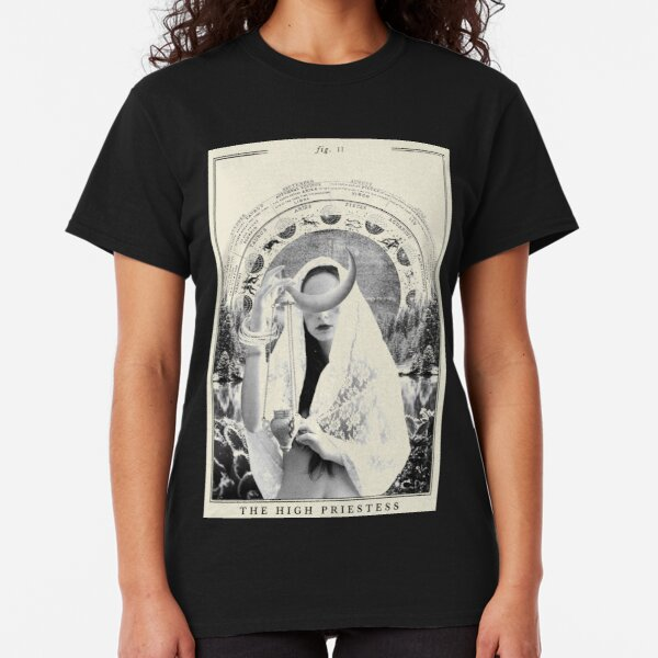 Fig II. - The High Priestess Classic T-Shirt