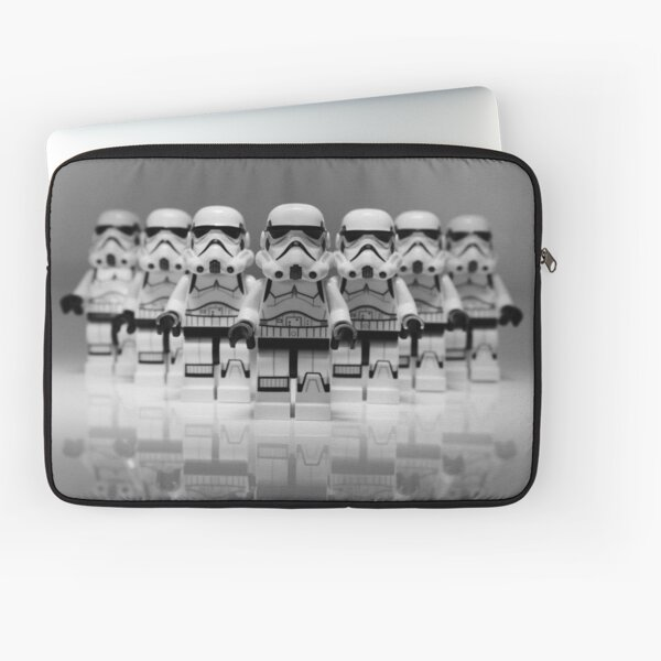 Storm Troopers Line up 2 Laptop Sleeve