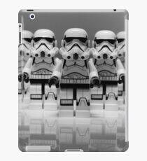 Sturmtrupps Line 2 iPad-Hülle & Klebefolie