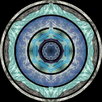Calming Waters Mandala de EcoRidge