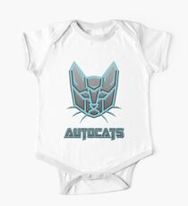 Autocats Transformers One Piece - Short Sleeve