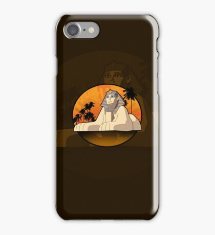 Sphinx iPhone Case/Skin