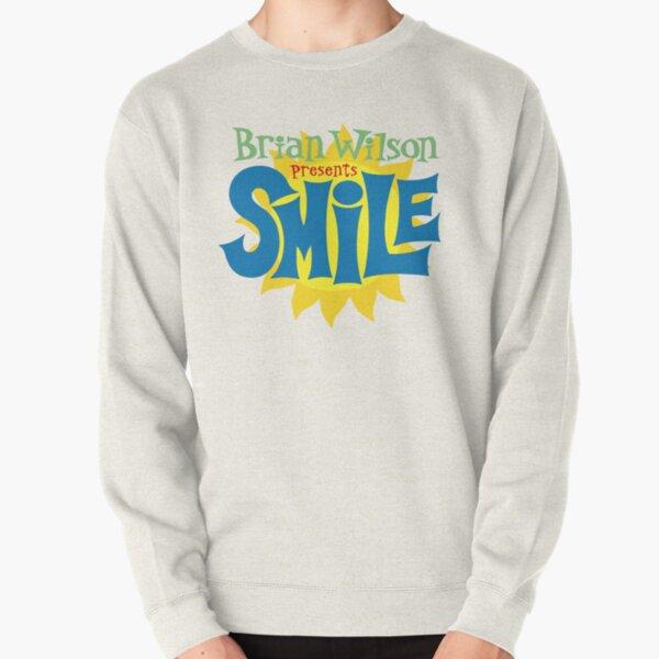 Smile Pullover Sweatshirt
