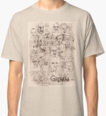Grimm - Wesen Classic T-Shirt