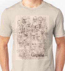 Grimm - Wesen T-Shirt